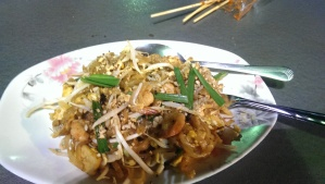 Pad Thai!