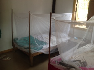 Our beds in Tmat Boey