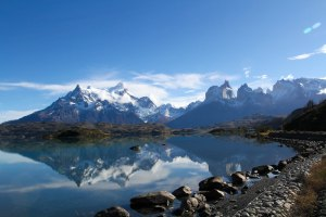 Torres Del Paine Mountain Range