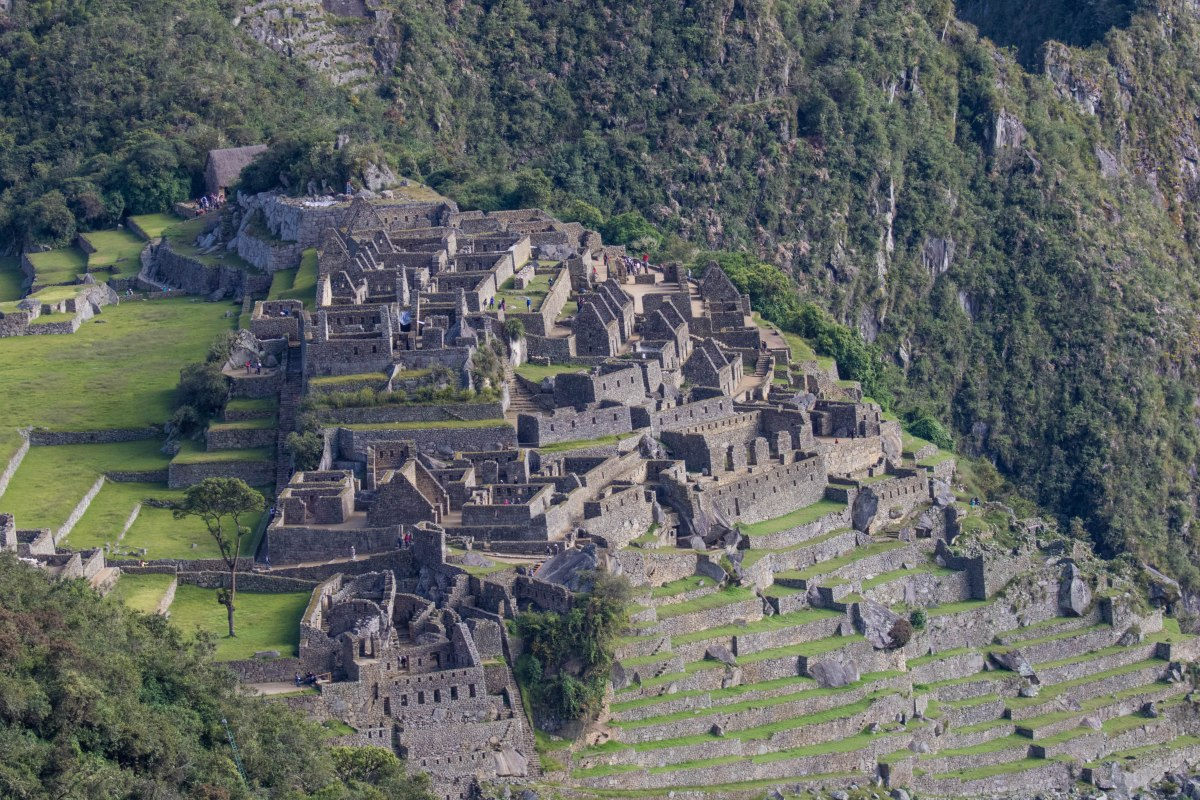 Part I of Peru - Cuzco and Machu Picchu - May 16-19, 2015