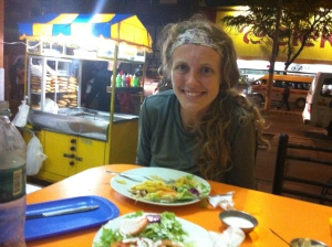Our last meal in Peru was nowhere other than a polleria! How fitting!