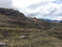 "This ""new"" Kogi Hut is only about 1 km away from the Lagunas and poses a threat to the well being of the fragile ecosystem"