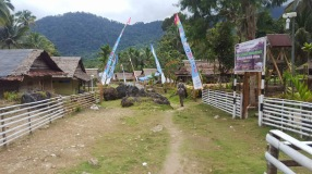 Kanikeh, the most surprising village in Indonesia