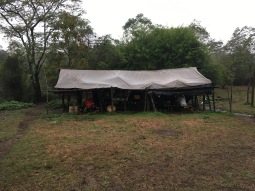 The food shelter